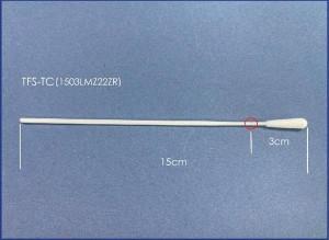 Oropharyngeal TFS-TC swab